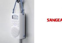 Sangean Aquatic 205 Radio. Foto Sangean