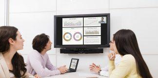 Videokonferenz mit Yamaha CS-700+