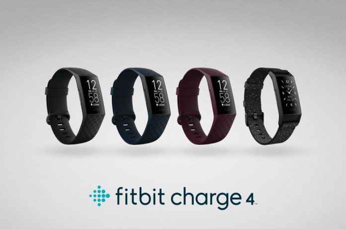 Fitbit Charge 4 Lineup