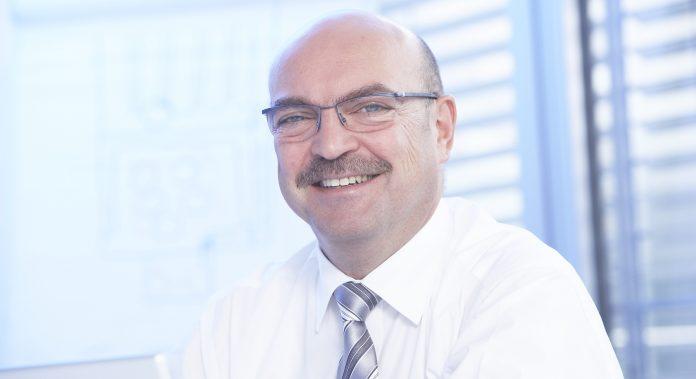 Franz Schnur, telering Geschäftsführer. Foto: telering