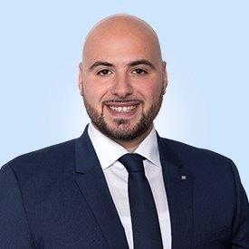 Regionalbetreuer Giuseppe Corso. Foto: Wertgarantie