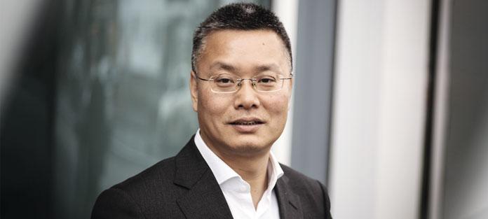 William Tian, Huawei