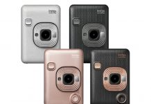 Fujifilm instax mini LiPlay Farbfamilie