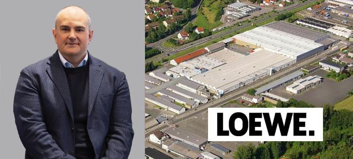 Loewe Khabliev Werk Kronach. Foto: Loewe