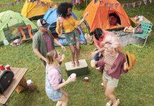 JBL Boombox 2 Party im Park. Foto: JBL