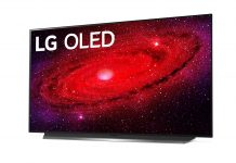 LG OLED TV CX in 48 Zoll