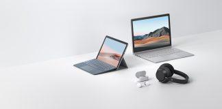 Microsoft Surface Spring 2020. Foto: Microsoft