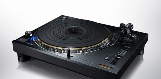 Technics Plattenspieler SL-1210GAE Limited Edition