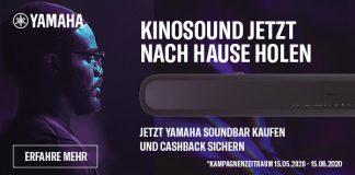 Yamaha Cashback 2020 für Soundbars