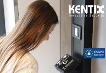 Kentix SmartXcan-Anwendung. Foto: Ingram Micro