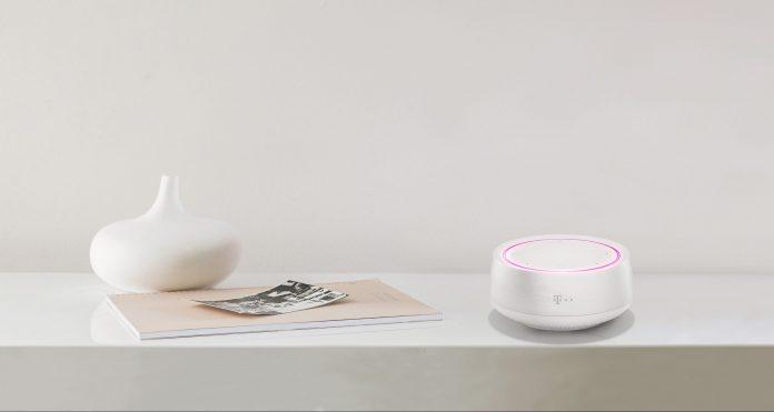 Telekom Smart Speaker Mini in Weiß