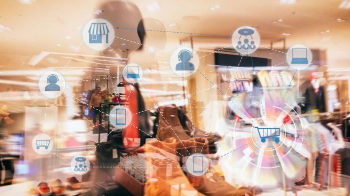 Multichannel vernetztes Einkaufen Customer Journey