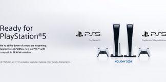 Bravia PS5 Banner von Sony