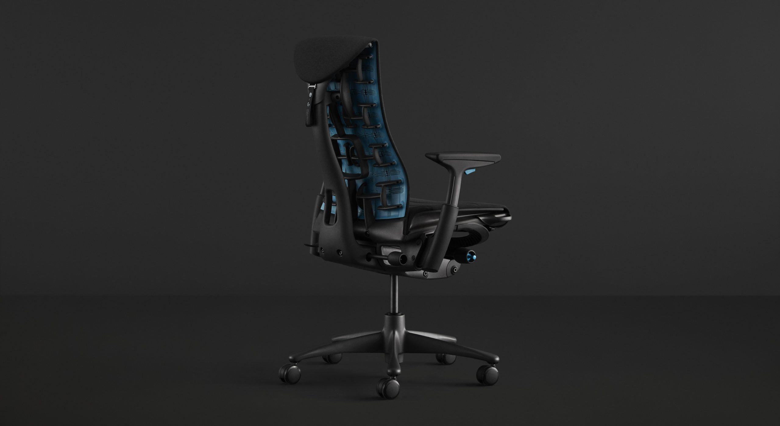Logitech Stuhl