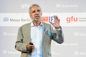 Hans-Joachim Kamp zur IFA 2019