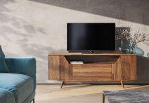 Loewe OLED-TV bild 3 mit 43 Zoll. Foto: Loewe