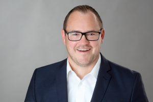 Philipp Schlosser, Leiter Produktmanagement und Marketing Kathrein DS