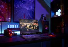 Asus Gaming-Notebook ROG Zephyrus Duo 15_GX550