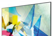 Samsung QLED TV Q80T