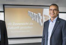 expert-Bilanzpressekonferenz 2020: die Vorstände Gerd-Christian Hesse, Dr. Stefan Müller und Frank Harder