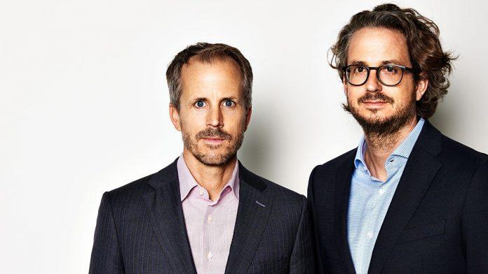 Andreas und Daniel Sennheiser