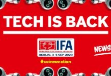 IFA 2020: Tech is back