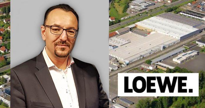 Loewe Logo Jose Barreiro. Foto: Loewe