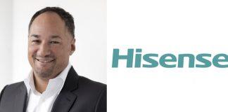 Daniel Marc Bollers, Head of Sales Consumer Electronics für die Marke Hisense