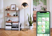 Bosch Smart Home mit Apple HomeKit: vernetztes Wohnzimmer