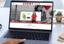 Hama Event Hub. Foto: Hama
