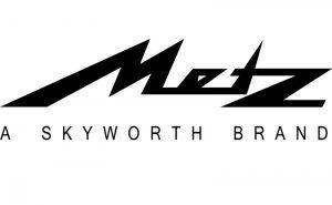 Metz black Logo