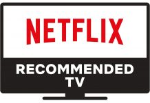 Netflix Recommended TV Logo