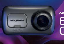 Nextbase 4K-Dashcam 622GW