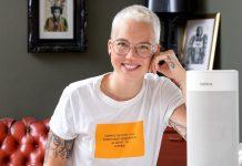 Stefanie Heinzmann, Markenbotschafterin bei Revox
