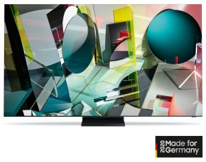 """Samsung QLED TV """"Made for Germany"""""""
