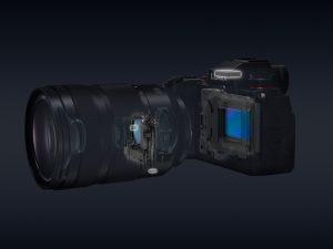 Panasonic Lumix S5. Foto: Panasonic