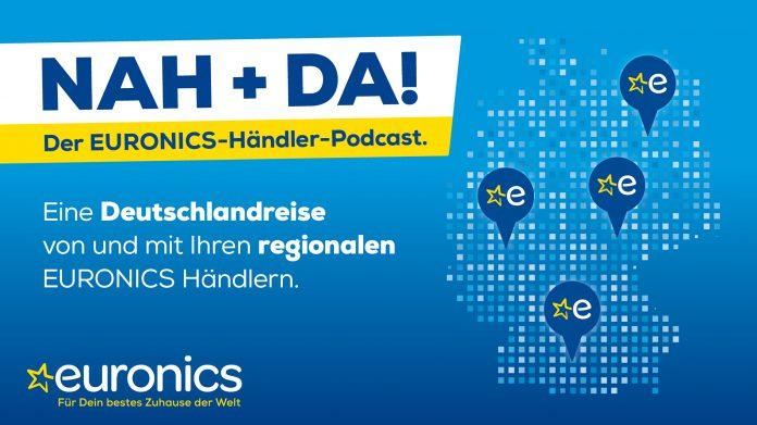 Nah Da! Podcast von Euronics. Foto: Euronics