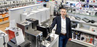 Neuer Euronics Aufsichtsratsrat Christoph Lux. Foto: Euronics