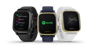Garmin Venu Sq Smartwatch-Range