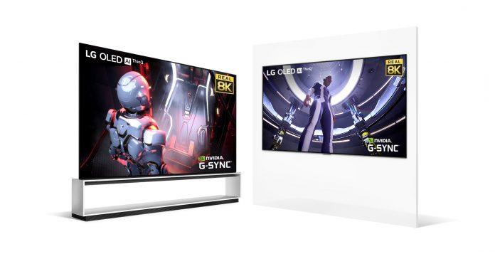 LG 8K OLED TV 88-inch, 77-inch ZX. Foto: LG