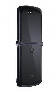 Motorola Razr 5G in schwarz erhältlich. Foto: Motorola