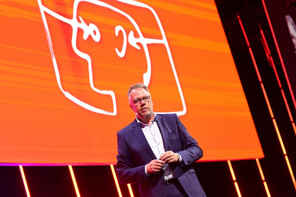 IFA 2020 Special Edition. gfu Insights & Trends. Referent: Volker Klodwig, Executive Vice President Sales BSH Home Appliances Foto: gfu