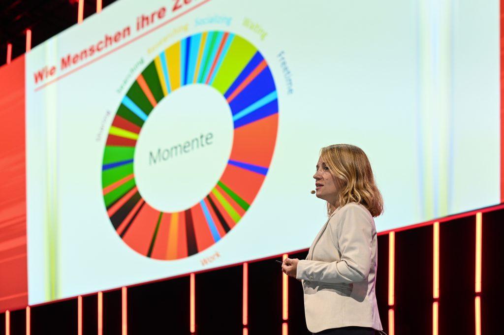 IFA 2020 Special Edition. gfu Insights &Trends. Referentin: Cornelia Schneider-Pungs, Microsoft Public Sector Specialist & Modern Classroom Teamlead. Foto: gfu