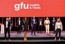 IFA 2020 Special Edition. gfu Insights & Trends, Gruppenfoto der Teilnehmer. Foto: gfu