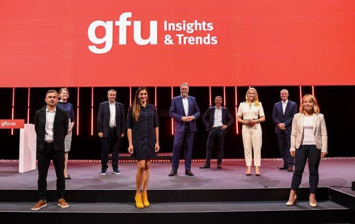 IFA 2020 Special Edition. gfu Insights & Trends, Gruppenfoto der Teilnehmer. Foto: gfu