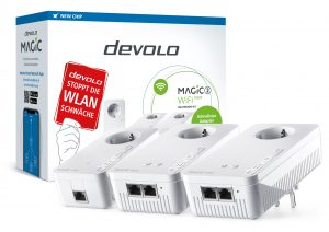 devolo Magic 2 WiFi next Multiroom-Kit