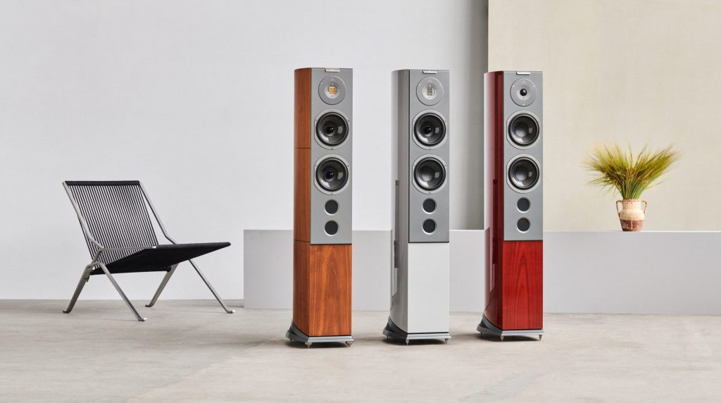 Audiovector R6-Serie. Foto: Audiovector