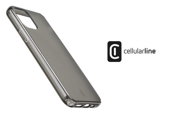 Cellularline Antibakteriell Case und Logo Cellularline. Foto: Cellularline
