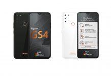 Gigaset GS4 Smartphone. Foto: Gigaset