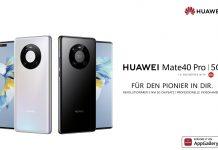 Huawei Mate 40 Pro Key Visual. Foto: Huawei
